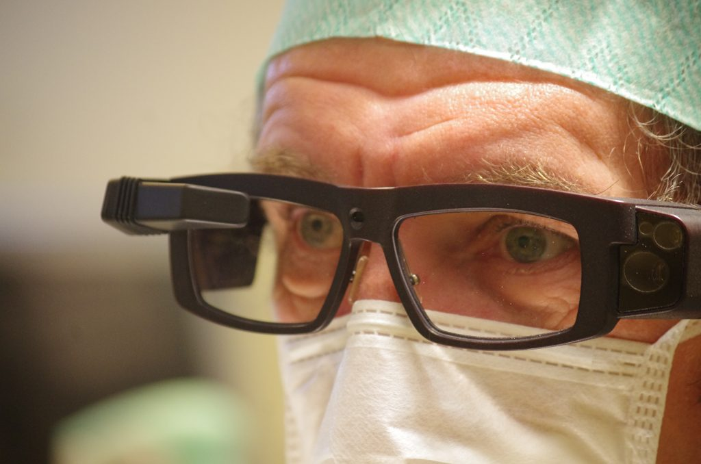 The Power of Smart Glasses in Healthcare