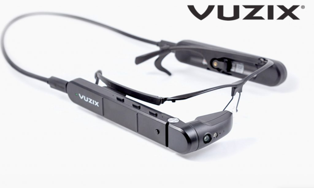Vuzix Collaborating with Rods & Cones