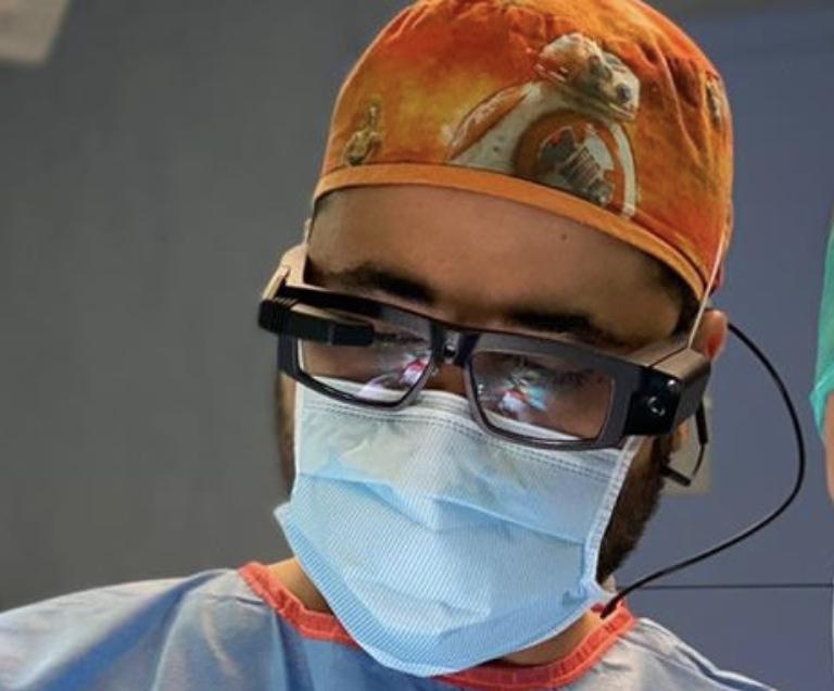 Unas gafas virtuales para ofrecer formación a distancia
