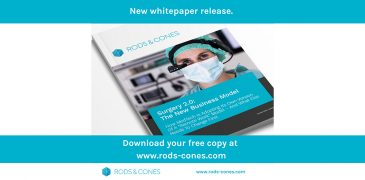 How Remote Is Working: Rods&Cones Launch Whitepaper On The Global Impact Of Operating Room Medtech